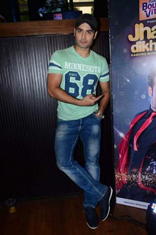 Vivian Dsena at the Launch of Colors Jhalak Dikhla Jaa Season 8
