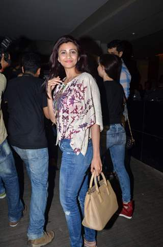 Daisy Shah at Screening of Bahubali