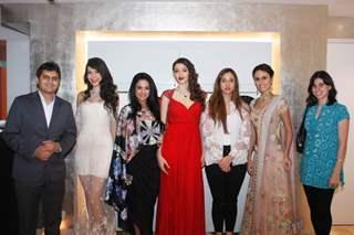 Saraa Khan And Shehla Khan at Launch of Zoya - Exquisite Diamond Jewelry