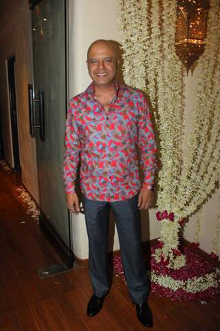 Naved Jaffery at Javed Jaffery's Eid Bash!