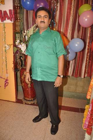 Dilip Joshi of Taarak Mehta Ka Ooltah Chashmah at Celebration Event