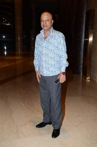 Naved Jaffery at Smile Foundation's Fashion Show Ramp for Champs