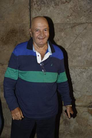 Prem Chopra at Special Screening of Brothers