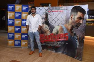 Siddharth Anand at Special Screening of Brothers