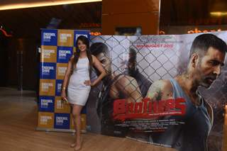 Aarti Chhabria at Special Screening of Brothers