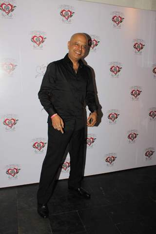 Naved Jaffrey at Ken Ghosh's Birthday Bash