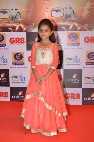 Spandan Chaturvedi at GR8 ITA Awards