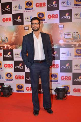 Karan Patel at GR8 ITA Awards
