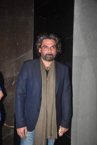 Mukul Dev at Premiere of Meeruthiya Gangsters