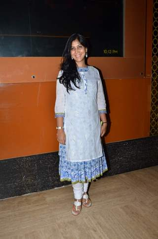 Sakshi Tanwar at Screening of Kis Kisko Pyaar Karoon
