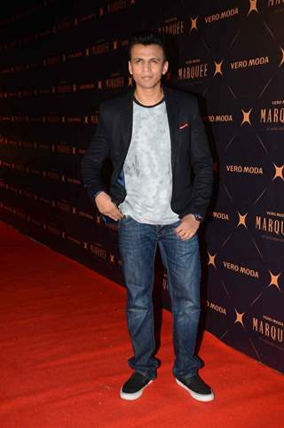 Abhijeet Sawant at Unveiling of Vero Moda's Limited Edition 'Marquee'