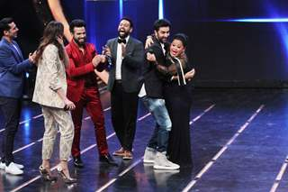 Tamasha Cast Graced the Grand Finale of 'I Can Do That'