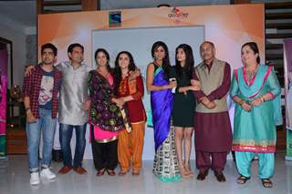 Cast of  'Parvarrish Season 2' at the Launch