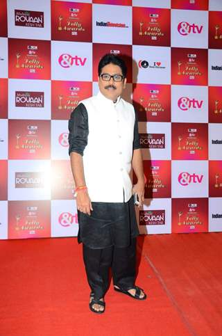 Sailesh Lodha at Indian Telly Awards