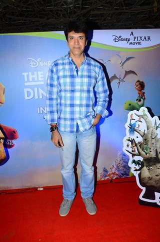 Sooraj Thapar at Special Screening of 'The Good Dinosaur'