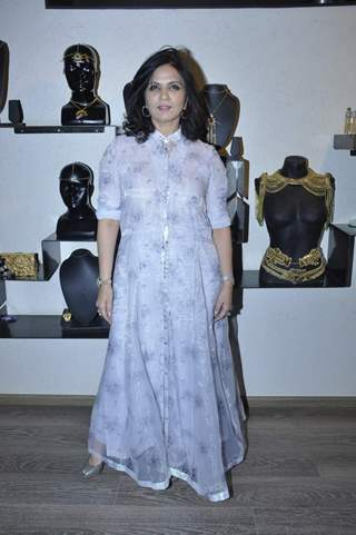 Neeta Lulla at Launch of New Collection by 'Atosa Fashion'
