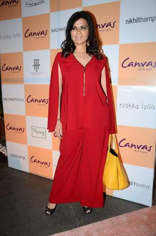 Neeta Lulla at Launch of Canvas by Jet Gems