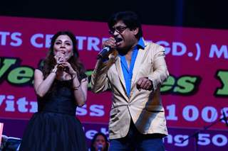 Amit Kumar's 50th Birthday Celebrations