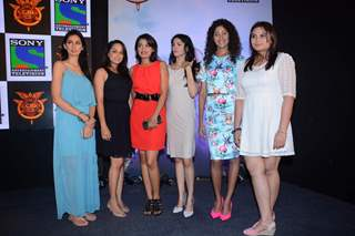 Female Cast of CID at the Party