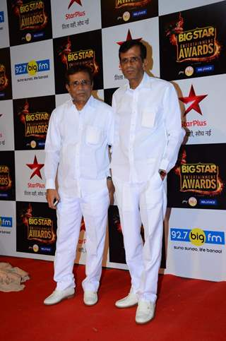 Abbas-Mustan at Big Star Entertainment Awards