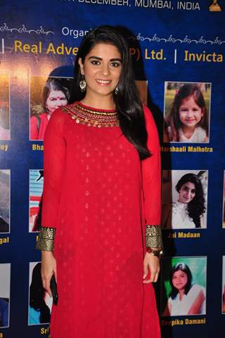 Pooja Gor at Women Achiever Awards
