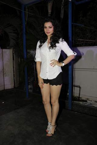 Sukirti Kandpal at Launch of Telly Calendar 2016