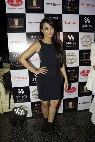 Surbhi Jyoti at Launch of Telly Calendar 2016