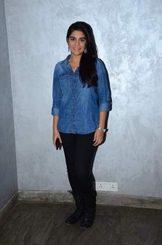 Pooja Gor at Premiere of Short film 'Ankahee Baatein'