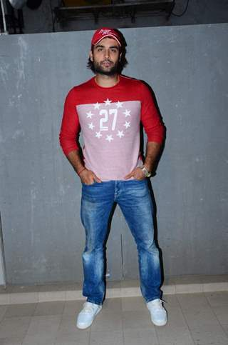 Vivian Dsena at Mohit Malik's Birthday Bash