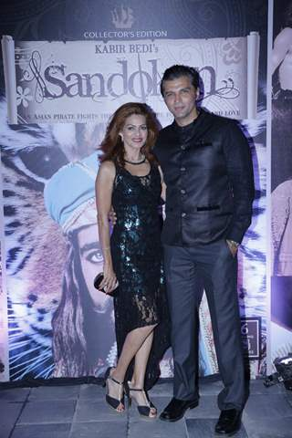 Chetan Hansraj at Kabir Bedi's 70th Birthday Bash