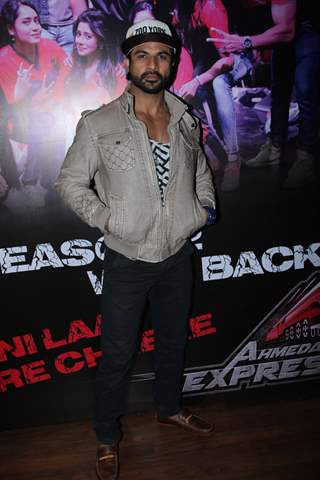 Mohammad Nazim at Launch of BCL's Ahmedabad Express Team