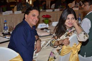 Alka Yagnik at Mirchi Music Awards