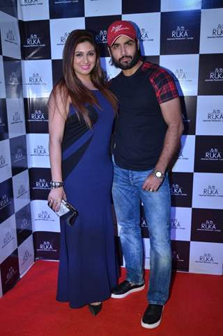 Vahbbiz Dsena and Vivian Dsouza at Shamita Shetty's Birthday Bash