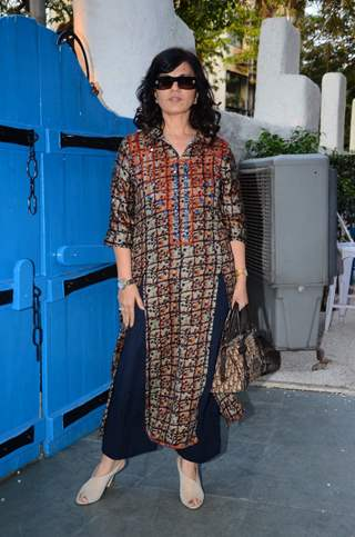 Neeta Lulla at Launch of Maria Goretti's Book 'From my kitchen to yours'