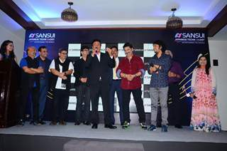 Anu Malik Felicitated for recieving The Pride of Industry Award