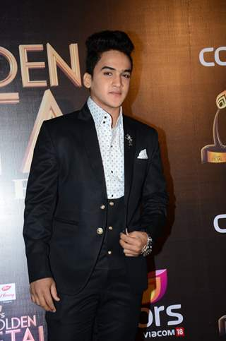 Faisal Khan at Golden Petal Awards 2016