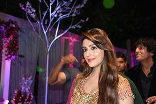 Aarti Chhabria at Awdesh Dixit's Indore Bash