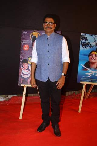 Sayaji Shinde at Zee Marathi Event
