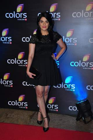 Pooja Gor at Colors TV's Red Carpet Event