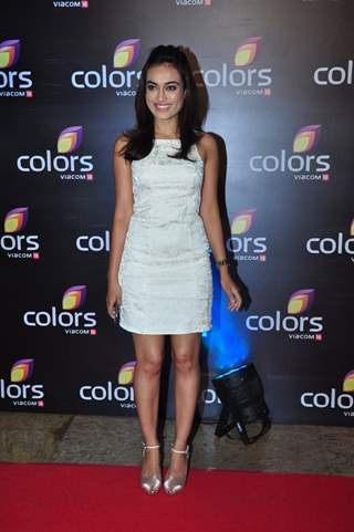 Surbhi Jyoti at Colors TV's Red Carpet Event