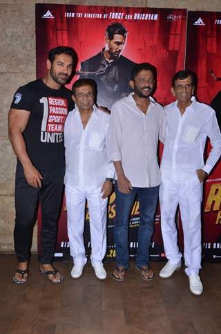 Special Screening of Rocky Handsome