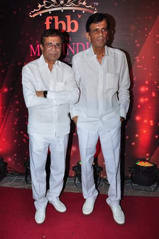 Abbas - Mustan at Femina Miss India Bash