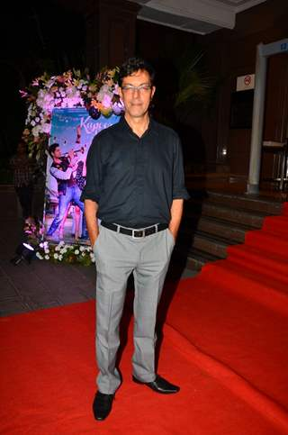 Rajat Kapoor at Kapoor & Sons Success Bash