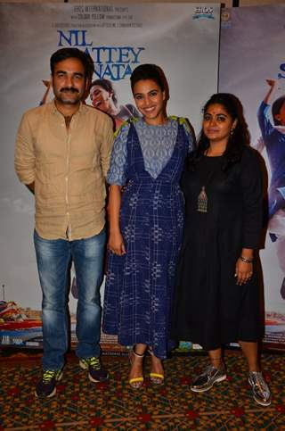 Celebs at the Promotions of 'Nil Battey Sannata'