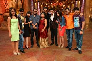 Promotions of 'Traffic' on Comedy Nights Bachao