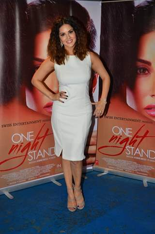 Promotions of the film 'One Night Stand'