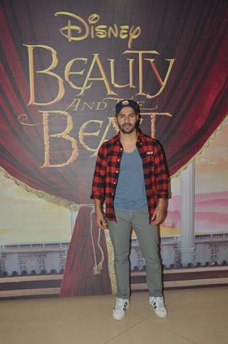 Celebs at Special Screening of 'Beauty and the Beast'
