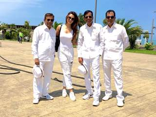 Kiara Advani with Mastan Brothers