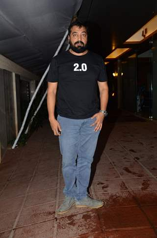 Anurag Kashyap at Success Bash of 'UDTA PUNJAB'
