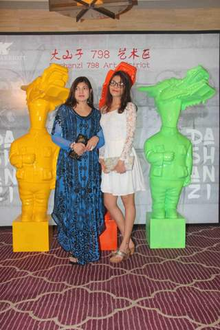 Alka Yagnik at Krishika Lulla's Party for The New Asian Restaurant DASHANZI
